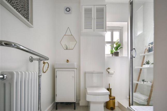 Bathroom of St. Matthew's Row, London E2