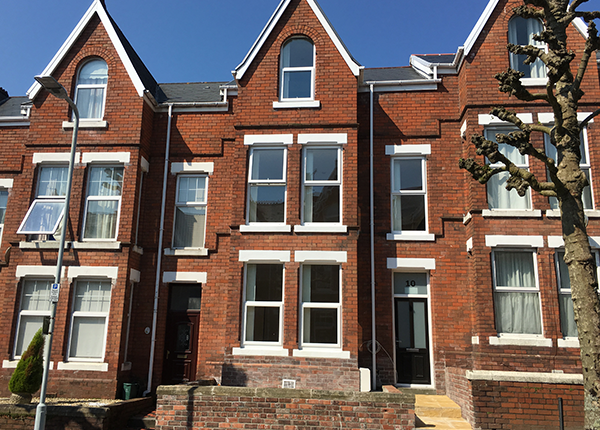 Thumbnail Terraced house to rent in Bernard Street, Uplands Swansea