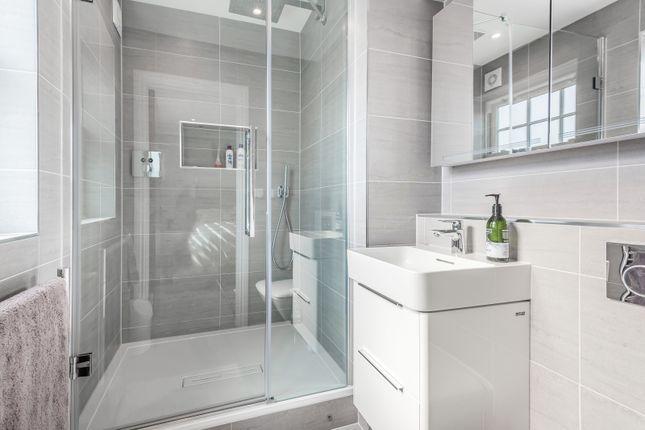 En-Suite Shower of Birchwood Drive, West Byfleet KT14