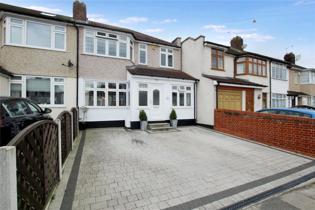 Thumbnail End terrace house for sale in Radnor Avenue, South Welling, Kent