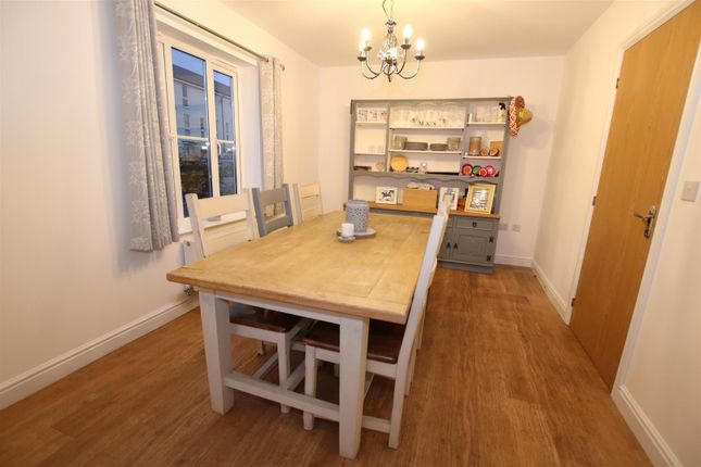 Dining Room2 of St. Michaels Way, Cranbrook, Exeter EX5