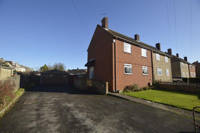 Thumbnail Semi-detached house for sale in Beesmoor Rd, Coalpit Heath, Bristol