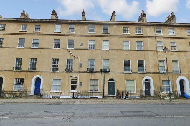 Front of Darlington Street, Central Bath BA2