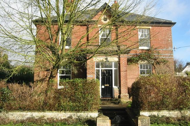 Thumbnail Detached house for sale in Anvil Road, Pimperne, Blandford Forum