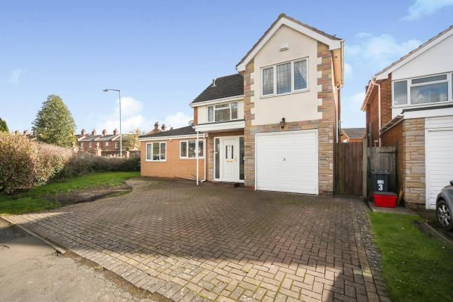 Thumbnail Detached house for sale in Riversleigh Road, Leamington Spa, Warwickshire, England