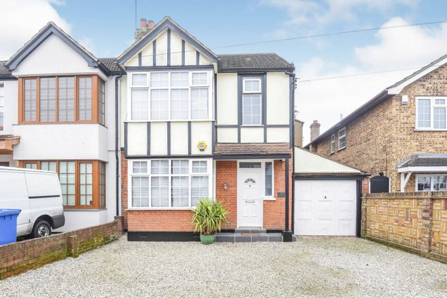 3 bed semi-detached house for sale in Dymoke Road, Hornchurch RM11