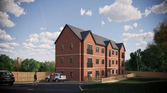 2 bed flat for sale in Sussex Road, Chapeltown, Sheffield, South Yorkshire S35