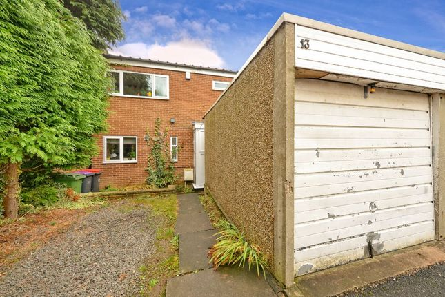 Thumbnail Terraced house for sale in Briarwood, Brookside