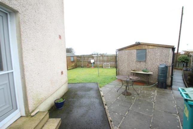 Garage of Moss Avenue, Caldercruix, Airdrie, North Lanarkshire ML6
