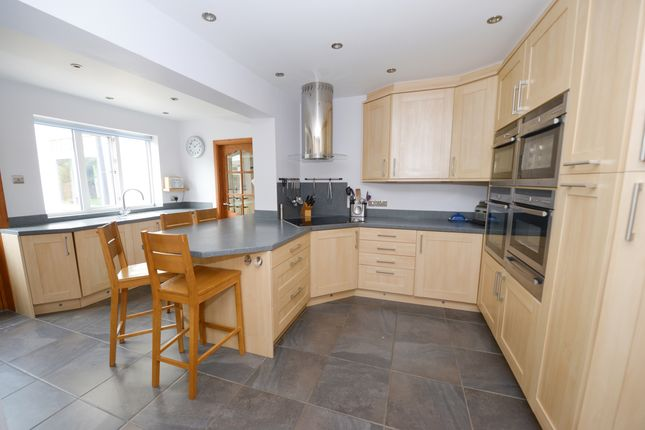 Thumbnail Detached house for sale in Storrs Road, Chesterfield