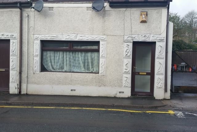 Thumbnail Flat to rent in Hebron Road, Clydach, Swansea