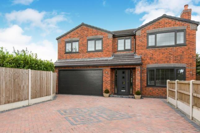 Thumbnail Detached house for sale in Heath Avenue, Sandbach, Cheshire, Sandbach
