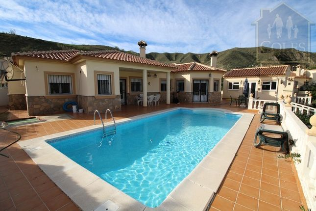 Thumbnail Villa for sale in Arboleas, Almería, Andalusia, Spain
