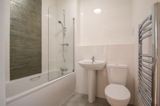 Bathroom of Huntington House, Princess Street, Bolton BL1
