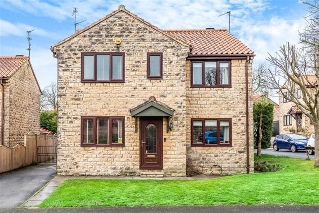 4 bed detached house for sale in Cedar Drive, Tadcaster, North Yorkshire LS24