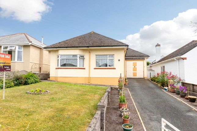 Thumbnail Detached bungalow for sale in Peeks Avenue, Plymstock