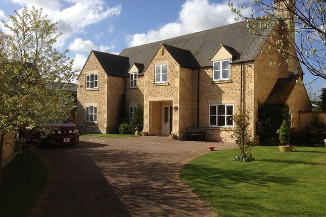 Thumbnail Detached house to rent in Alston Court, Langtoft, Market Deeping, Lincolnshire