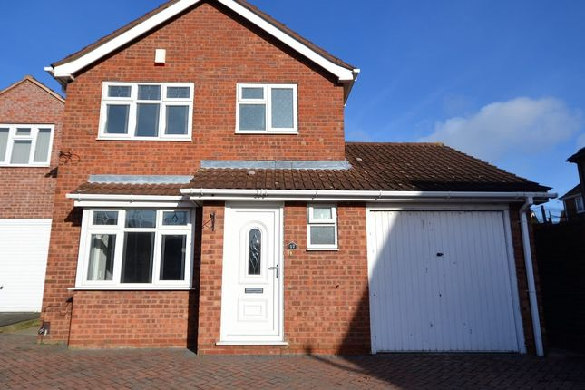 Thumbnail Detached house for sale in Somerset Avenue, Leicester
