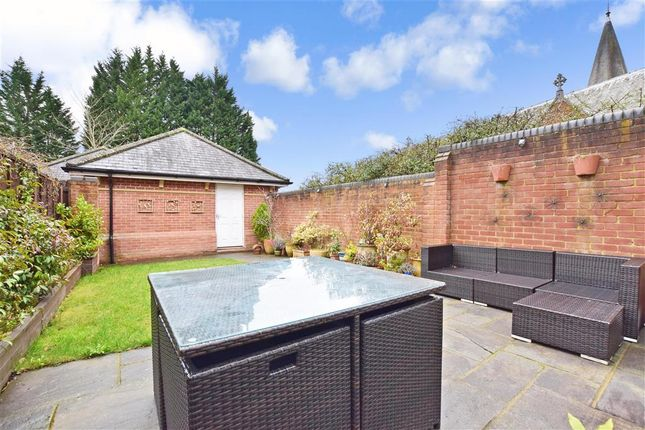 Patio / Decking of Reigate Road, Leatherhead, Surrey KT22