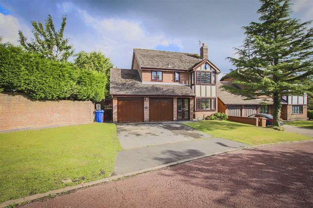 Thumbnail Detached house for sale in The Pastures, Blackburn