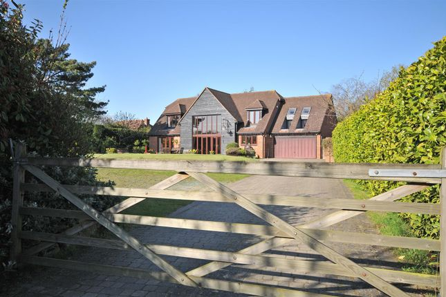 Entrance of Comp Lane, Offham, West Malling ME19