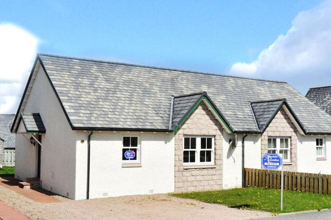 Thumbnail Semi-detached house to rent in 10 Charlton Crescent, Aboyne