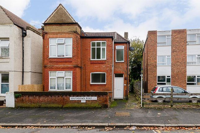 Thumbnail Flat for sale in Southdown Road, London