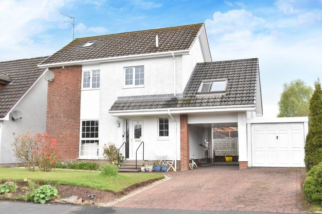 Thumbnail Detached house for sale in Cedar Road, Killearn, Stirlingshire