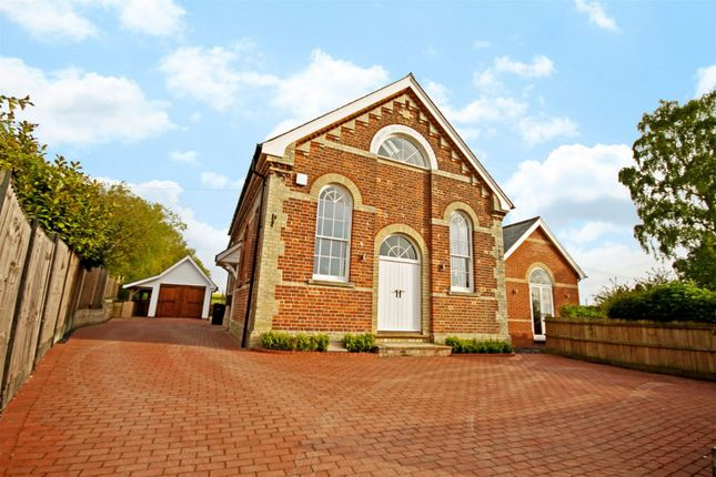 Thumbnail Detached house for sale in Hill Green, Clavering, Saffron Walden, Essex