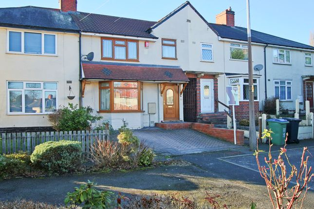 Thumbnail Terraced house for sale in Valley Road, Bearwood, Smethwick