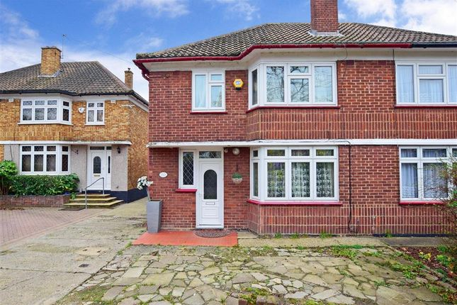 Thumbnail Semi-detached house for sale in Merryhill Close, London