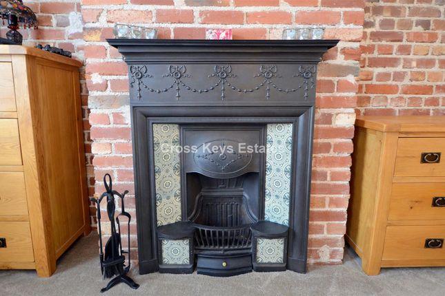 Fireplace of Wilton Street, Stoke, Plymouth PL1