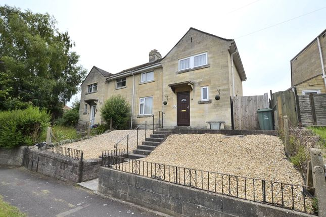 Thumbnail Semi-detached house for sale in Kelston View, Bath, Somerset