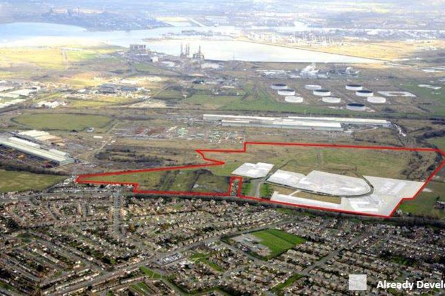 Industrial for sale in Queens Meadow Business Park, Hartlepool