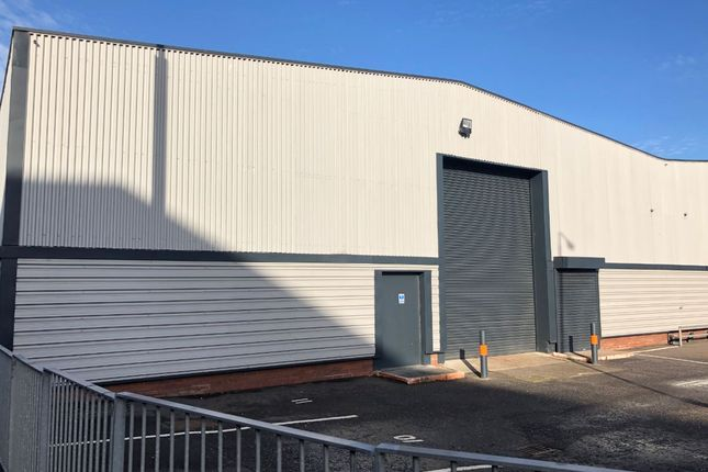 Thumbnail Industrial to let in Devon Place, Glasgow