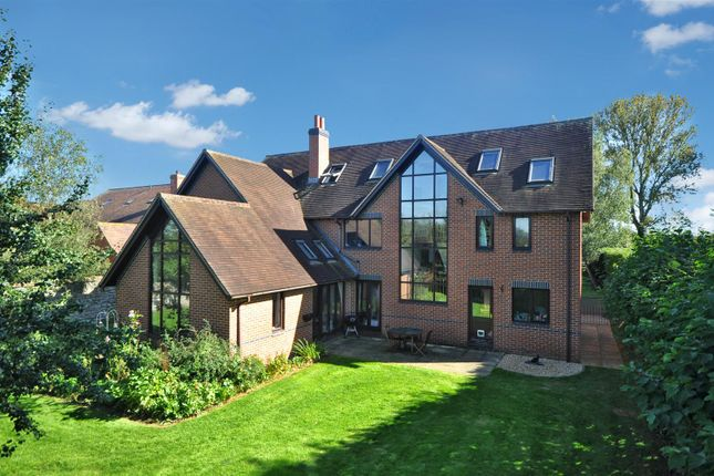 6 bed detached house for sale in Lower Road, Blackthorn, Bicester