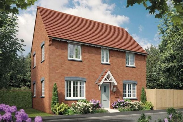 Thumbnail Detached house for sale in Winterfold, Ashberry Homes Robins Wood Road, Nottingham