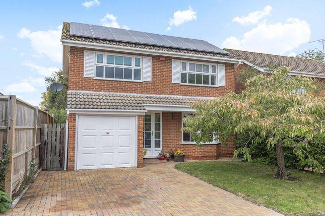 Thumbnail Detached house for sale in Wokingham, Berkshire