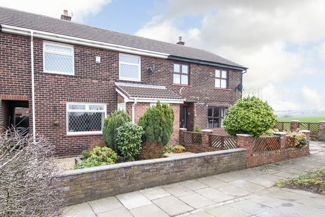 Thumbnail Terraced house for sale in Hampson Green, Haigh, Wigan