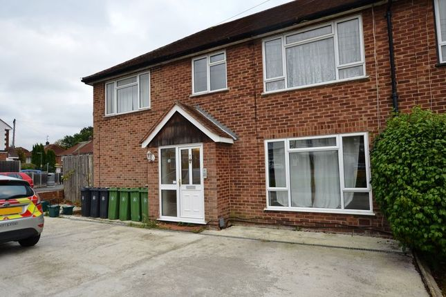 Thumbnail Flat to rent in Gorse Road, Frimley, Camberley