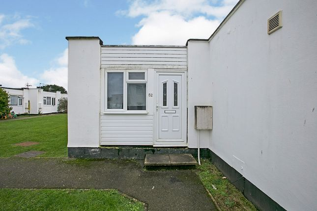 Front Elevation of The Chalets, Jelbert Way, Eastern Green, Penzance TR18