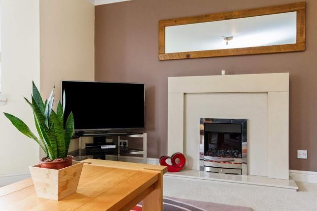 Fireplace of Duntiglennan Road, Clydebank, West Dunbartonshire G81