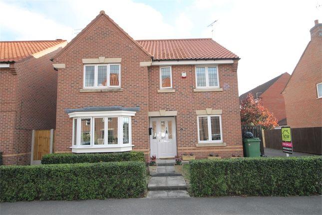 Thumbnail Detached house for sale in Goldstraw Lane, Fernwood, Newark, Nottinghamshire.