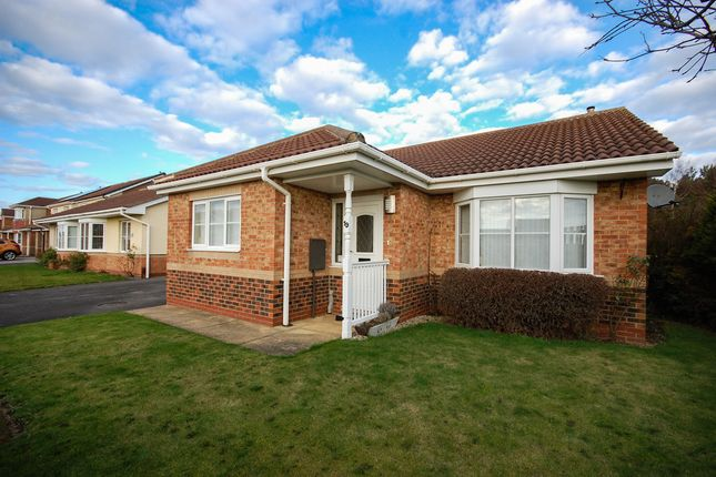 Thumbnail Bungalow for sale in Byron Court, Brotton