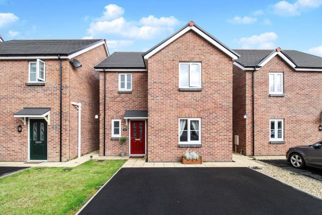 Thumbnail Detached house for sale in Tadia Way, Caerleon, Newport