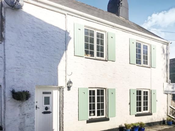 Thumbnail End terrace house for sale in Totnes, Devon