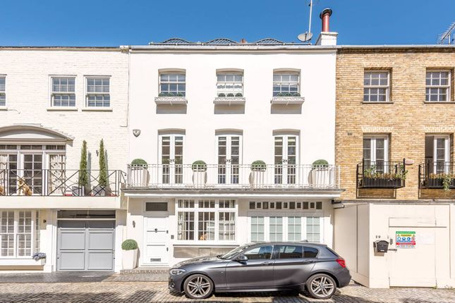 Thumbnail Terraced house for sale in Eaton Mews South, Belgravia