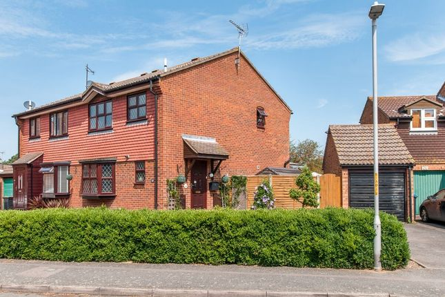 Thumbnail Semi-detached house for sale in Sutherland Drive, Birchington
