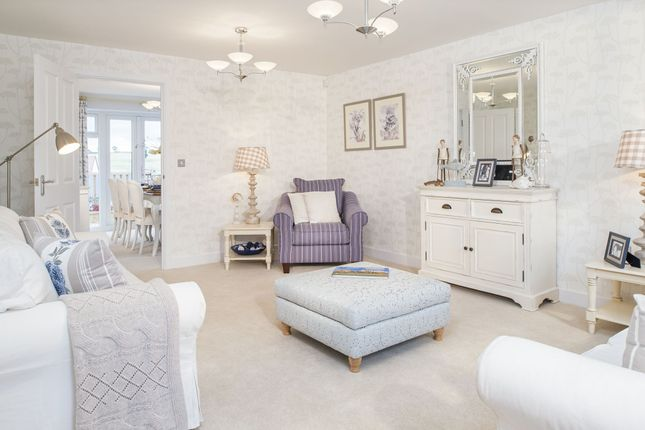 """Thumbnail Detached house for sale in """"Chelworth"""" at Folly View Close, Penperlleni, Pontypool"""