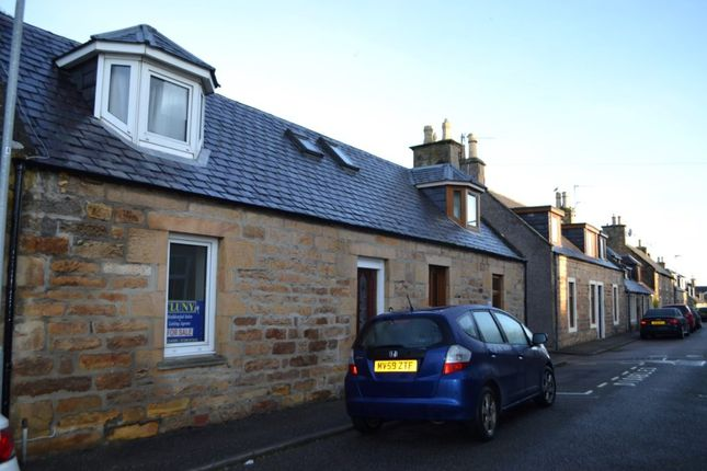 Thumbnail Cottage to rent in 14 East Back Street, Elgin